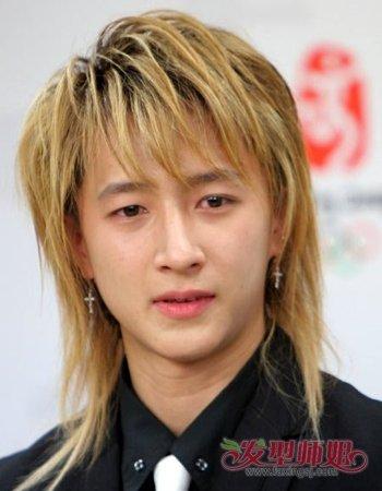 男生长直发需要拉直吗 日式男生长发发型(2)