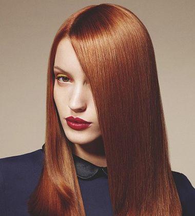 长发沙宣锡纸烫发型 女生长发沙宣发型图片大全图片