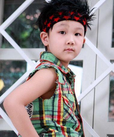 六岁小男孩剪什么发型 六岁男孩发型图片 发型师姐