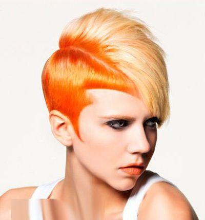 沙宣短发发型如何打理 沙宣怎么盘发型(3)图片