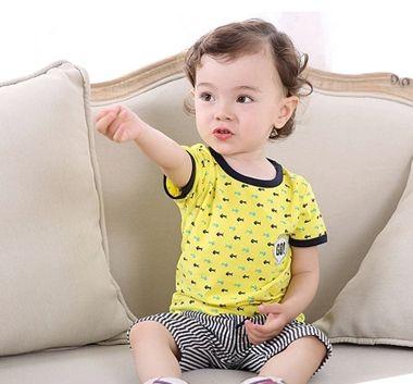 怎樣給兩歲男寶寶設計發型