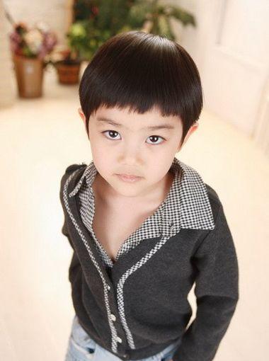 最酷最帅的五六岁男孩发型