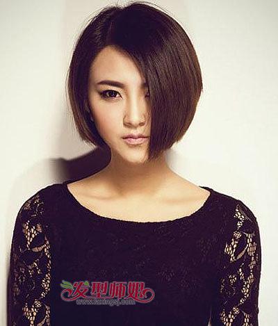 经典沙宣发型 经典沙宣短发发型图片 发型师姐