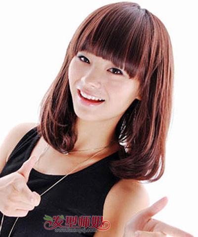 染酒红色头发会显黑吗 16岁女生染酒红色头发图片