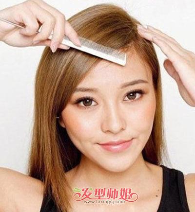 分享到  清雅别致展现女孩子端庄贤淑气质的 盘发发型,很好的将女孩子图片
