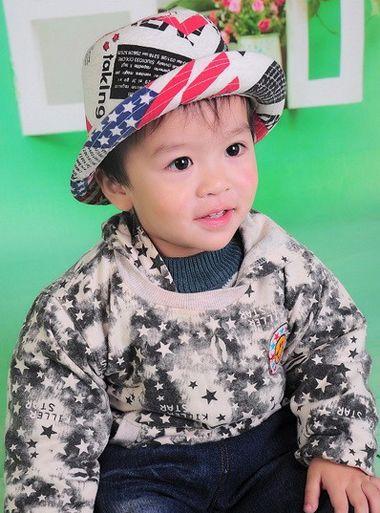 3岁小男孩发型 5岁小男孩发型 发型师姐