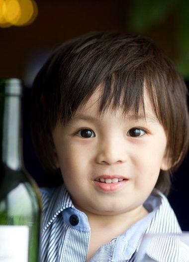 2岁到3岁小孩发型图片 2-3岁男孩子发型(4)