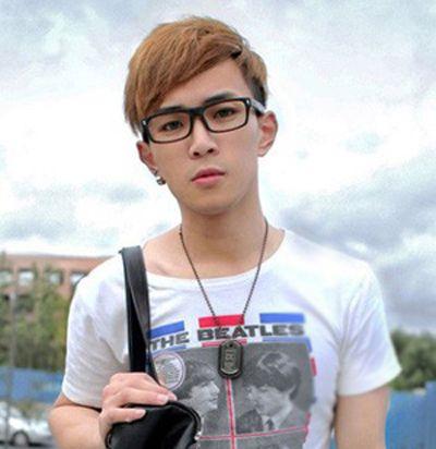 男生初中生中长发刘海弄什么发型 学生男短发发型图片