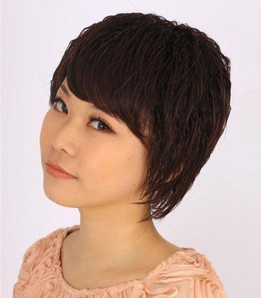 2016-05-25短发:师姐发型分享:jane编辑到很精细的一款来源头发型女生蘑菇漫画图片图片