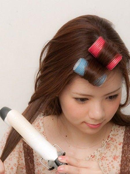 学生扎马尾刘海发型图片 扎马尾辫的刘海发型图片