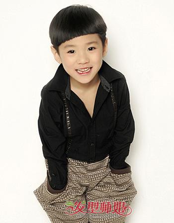 3到6岁的男孩发型设计 3到6岁的男孩发型图片