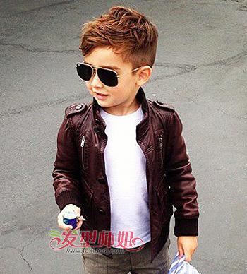 发型设计 儿童发型 >> 3到6岁的男孩发型设计 3到6岁的男孩发型图片(3图片
