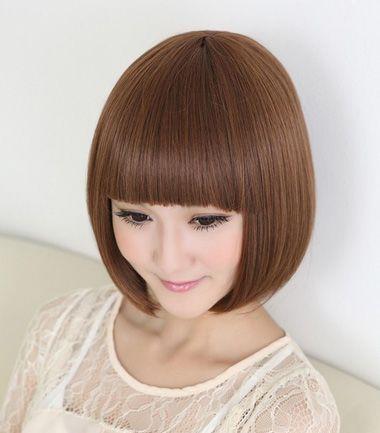 圆脸扁脸适合沙宣头吗 圆脸适合什么样的沙宣_发型师姐图片