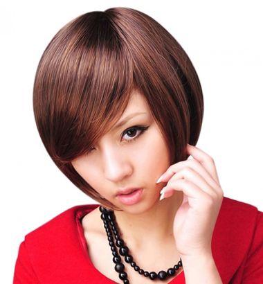 沙宣发型怎么打理 沙宣短发发型打理方法图片