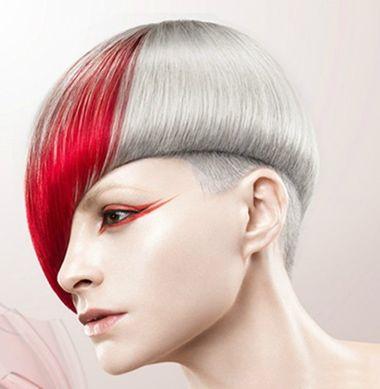 沙宣发型怎么打理 沙宣短发发型打理方法(4)图片
