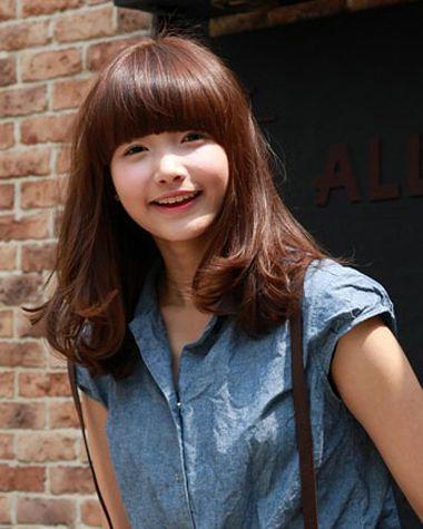 长脸适合沙宣头吗 2016年最新小长脸适合的沙宣短发 发型师姐