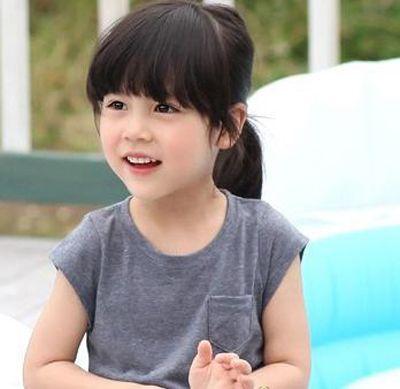 小孩子马尾辫发型 各种马尾辫发型(2)