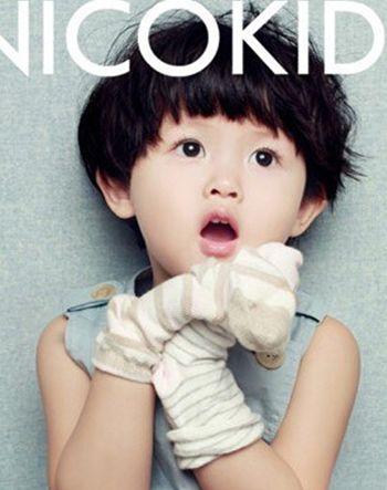3-5岁小孩蘑菇头短发发型图片 儿童蘑菇头发型(2)
