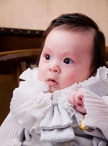 男寶寶的發型設計 七個月男寶寶發型圖片大全(3)
