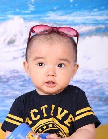 男寶寶的發型設計 七個月男寶寶發型圖片大全(2)