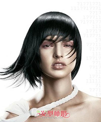 长脸适合什么沙宣发型 沙宣发型适合长脸吗(2)图片