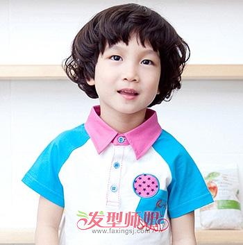 发型设计 儿童发型 >>