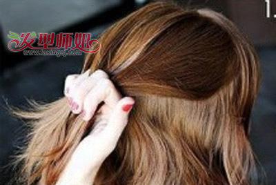 蝎子辫的各种发型大全 蝎子辫发型扎发教程图片