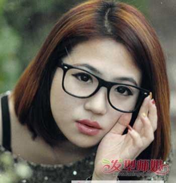 35岁女人脸大适合什么发型 35岁大脸适合的发型图片
