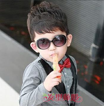 6岁男孩发型大全 6岁男宝宝发型(2)