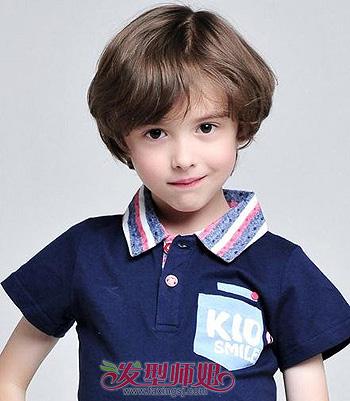 6岁男孩发型大全 6岁男宝宝发型(3)