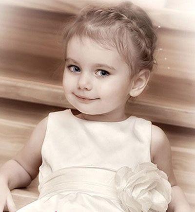 女宝宝可爱图片