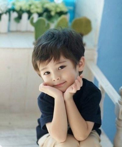 好看的小男孩发型 小男孩帅气发型