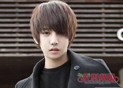 男生时尚短发发型-长脸男生超短发发型 脸长的短发男生发型图片