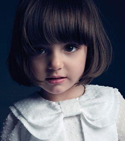 儿童沙宣发型有几种图片