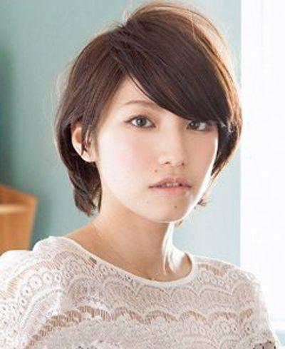 长脸适合什么样的短发发型 长脸女适合的短发型图片