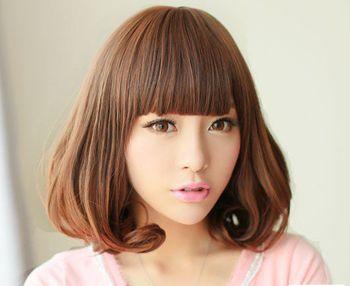 长脸女生适合染什么颜色的头发  2015-06-20来源:发型师姐编辑:emily