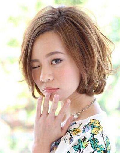 发量少脸大适合什么发型 头发稀少脸大做什么发型好(2