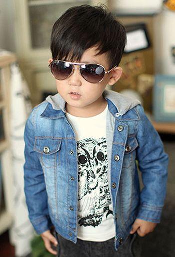 男孩长发发型图片 男童长发舞台造型设计(2)图片