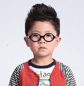 6岁男孩超短发型图片大全