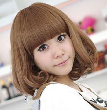 娃娃脸适合弄梨花内扣发型吗 娃娃脸适合的内扣发型图片图片