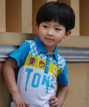 儿童蘑菇头发造型图片 儿童蘑菇头短发发型(3)