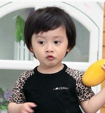 一岁半男宝宝发型 男宝宝发型图片及名称