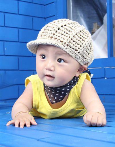 一岁半男宝宝发型 男宝宝发型图片及名称 发型师姐