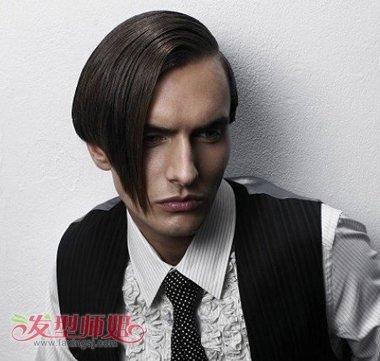 男生分头发型怎么做 男士分头发型怎么打理图片