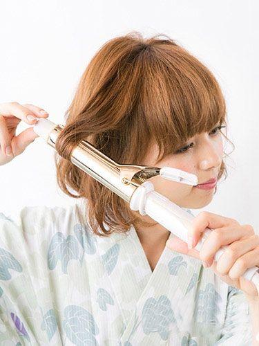 中学生怎么编发型 短发学生简单编发发型扎法(3)