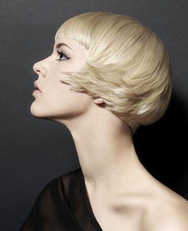 沙宣发型适合烫纹理吗 沙宣发型短发纹理烫图片