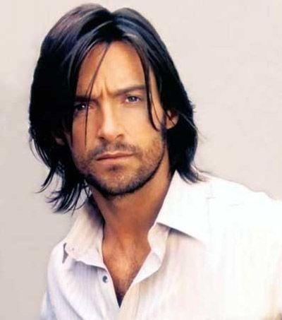 非主流男生发型 男生非主流长头发图片