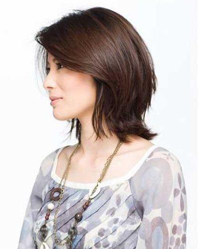 中老年烫什么发型好看 中老年烫发发型图片(4)