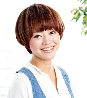 圆脸大脸女生适合蘑菇头吗 大圆脸蘑菇头发型设计(3)图片