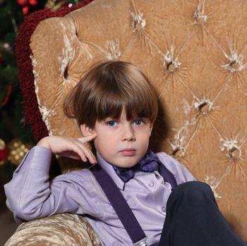 小男孩子帅气发型 小男孩酷帅发型(3)